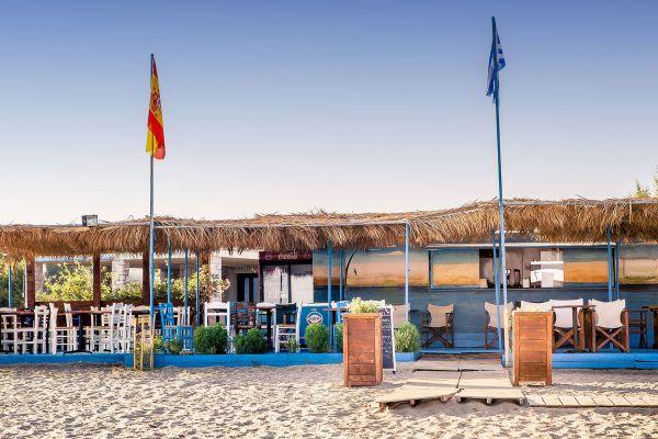 Beach Bar Saravar - Lemnos - 1