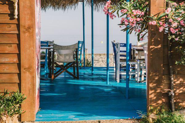 Beach Bar Saravar - Lemnos - 2