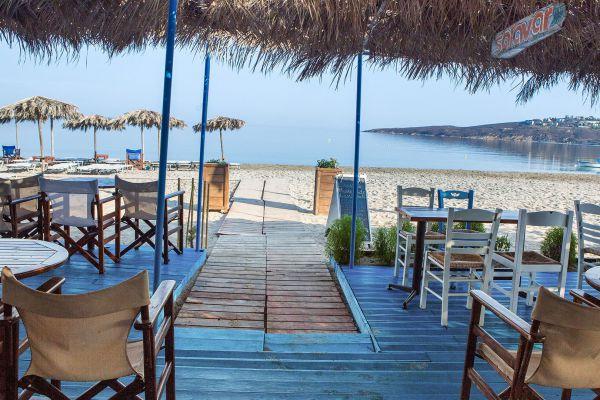 Beach Bar Saravar - Lemnos - 3