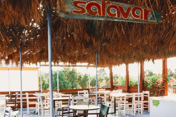 Beach Bar Saravar - Lemnos - 7