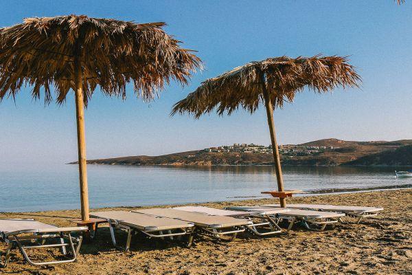 Beach Bar Saravar - Lemnos - 10
