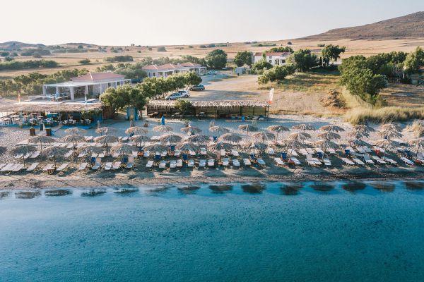 Beach Bar Saravar - Lemnos - 12