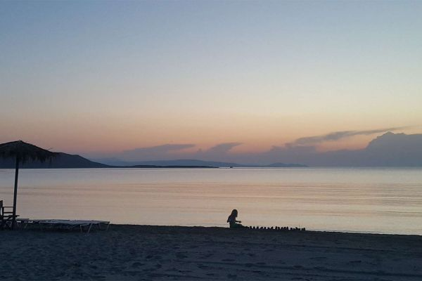 Beach Bar Saravar - Lemnos - 15