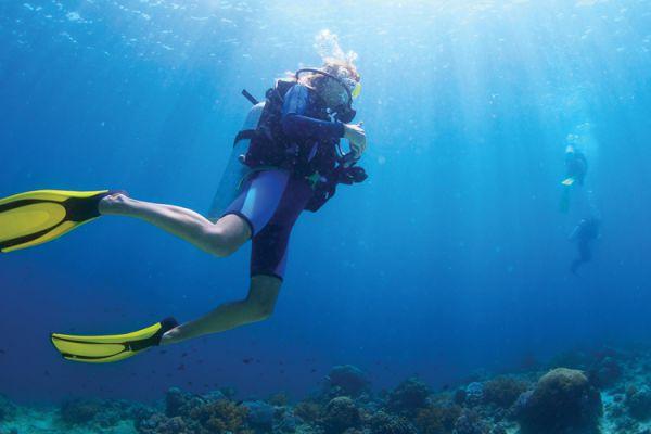 Villa Saravari Activities - Diving